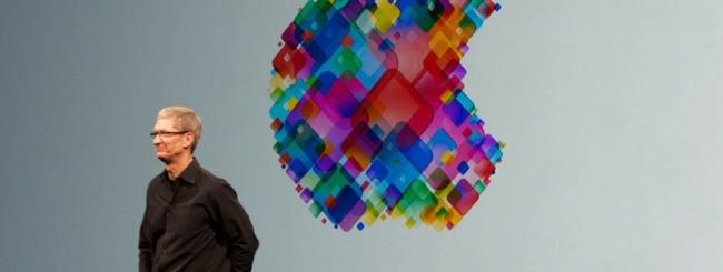 Tim Cook alla WWDC 2014