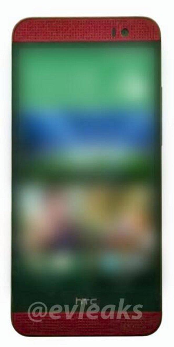La prima immagine dell'HTC M8 Ace condivisa da evleaks
