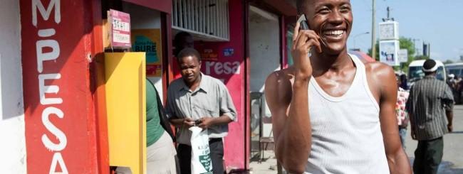 M-Pesa Vodafone