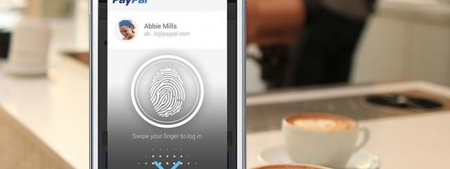 PayPal su Samsung Galaxy S5