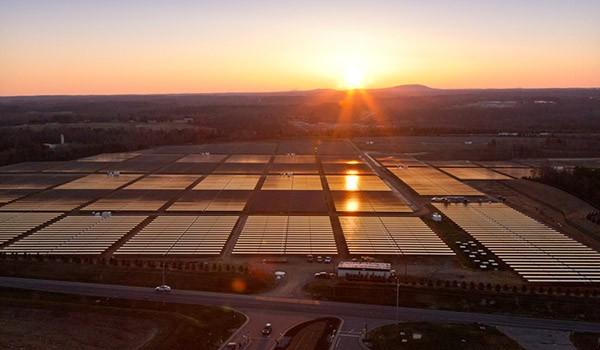 Gli impianti solari di Apple