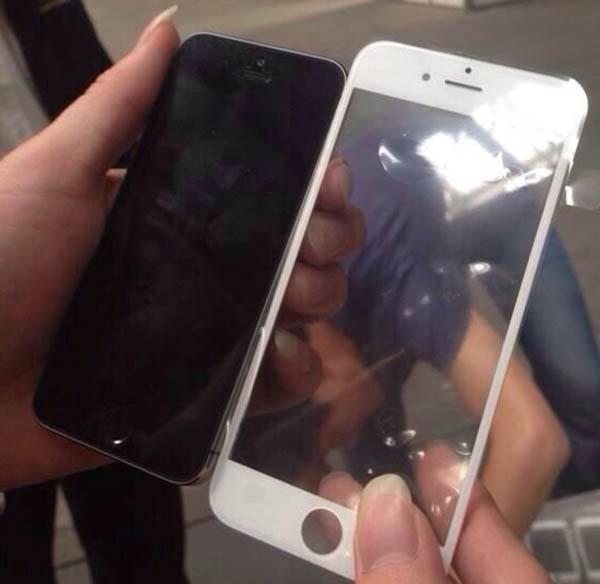 iPhone 6, schermo