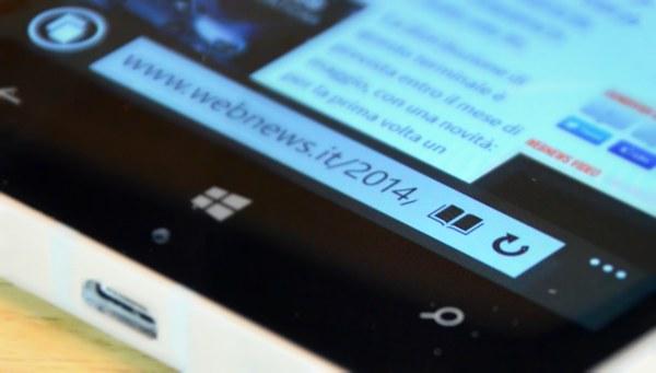 IE11 su Windows Phone 8