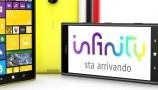 Infinity su Nokia Lumia