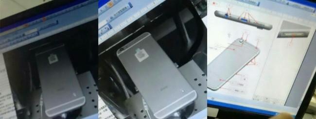 iPhone 6, prototipo