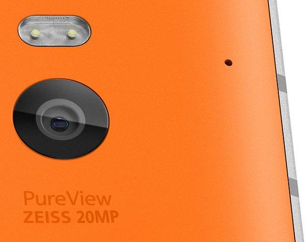 Fotocamera Nokia Lumia 930