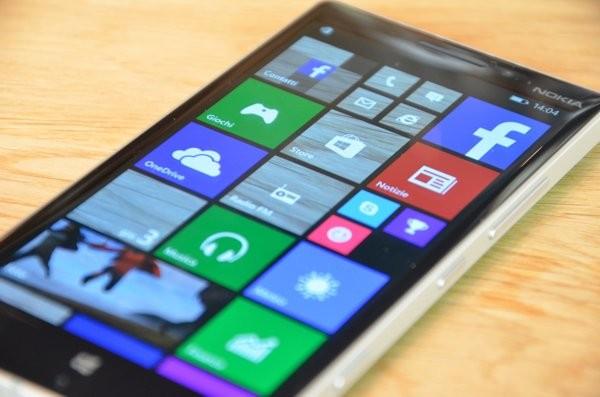 Nokia Lumia 930: la start screen personalizzata