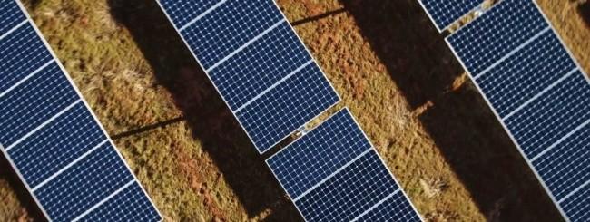 Pannelli solari Apple