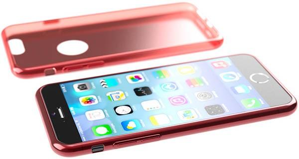 Render iPhone 6, custodia