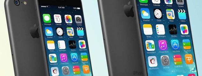 Rendering di iPhone 6