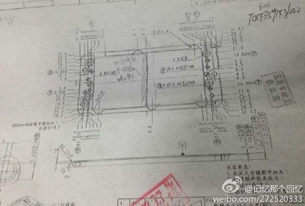 Schemi Elettrici Huawei : Iphone 6: nuovi schemi e stampi dalla cina webnews