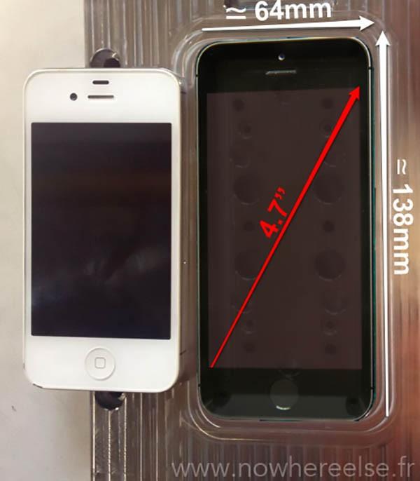 Dimensioni di iPhone 6