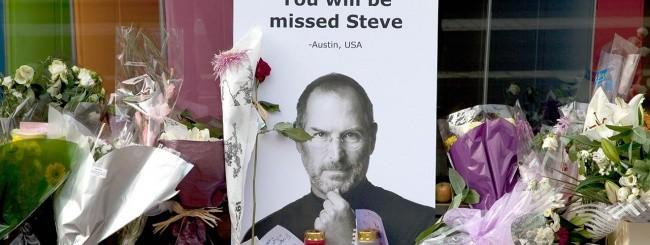 Morte di Steve Jobs