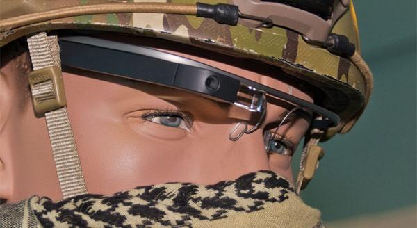 L'Air Force sta testando l'utilizzo di Google Glass in ambito bellico