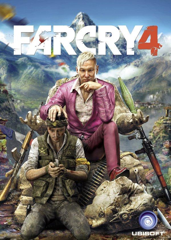 Copertina Far Cry 4