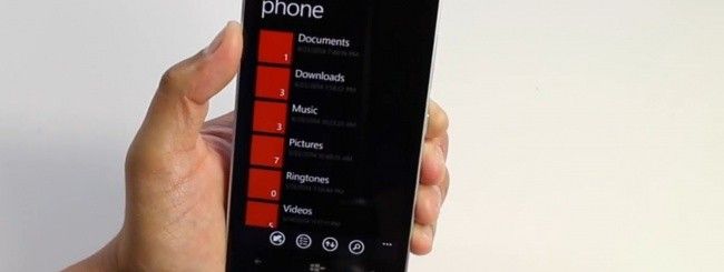 Gestione file per Windows Phone 8.1