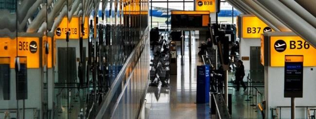 Londra Heathrow Terminal 5