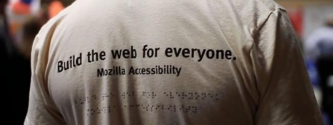 Mozilla Accessibility