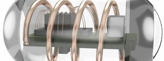 Ricarica wireless microimpianti
