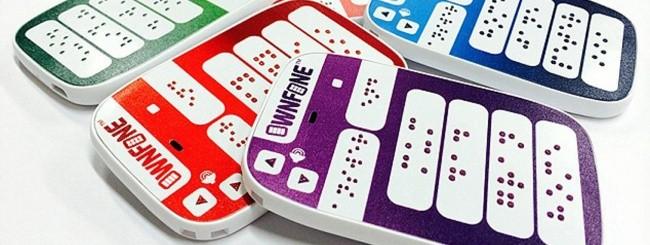 Telefono Braille di OwnFone