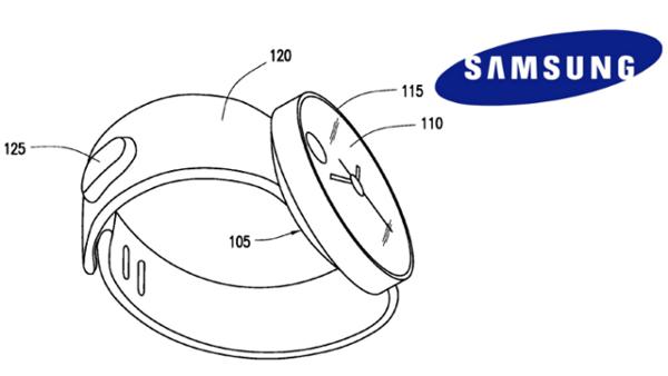 Un brevetto Samsunug indica uno smartwatch esteticamente simile al Moto 360 di Motorola