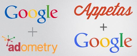Adometry e Appetas sono le due nuove acquisizioni annunciate da Google
