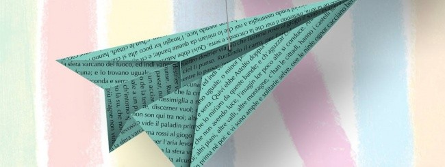 Aereoplano di carta