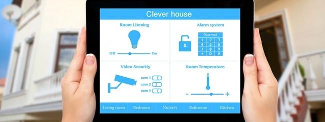Smart Home con iPad