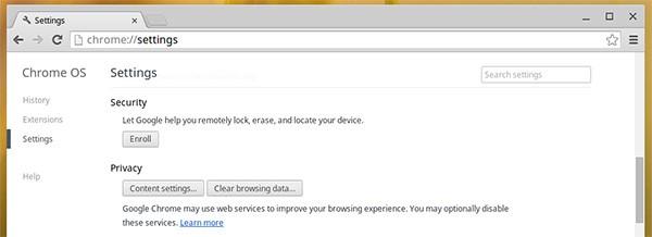 La funzionalità Consumer Management che Google sta per introdurre nel sistema operativo Chrome OS
