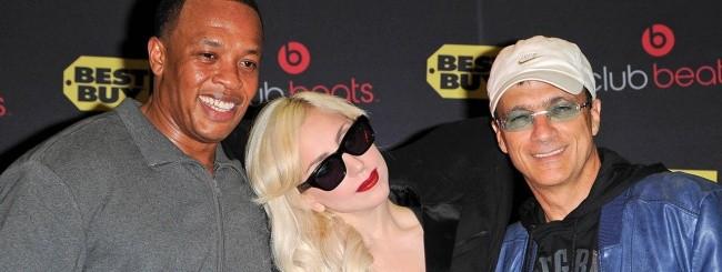 Dr.Dre, Lady Gaga e Jimmy Iovine