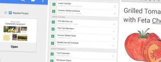Documenti Google e Fogli Google, le immagini
