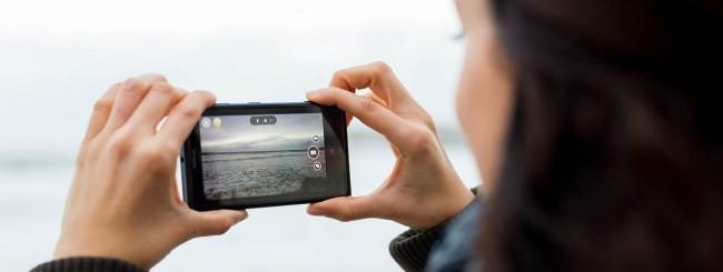 Fotografia con smartphone Nokia