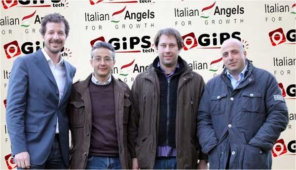 Il team di Gipstech: