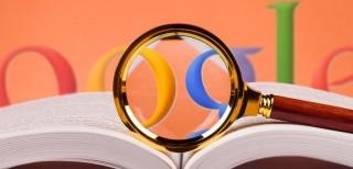 Google e lente di ingrandimento