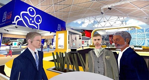Gli stand virtuali di Italian Furniture Design, fiera 3D online che andrà in scena il 4 e 5 giugno