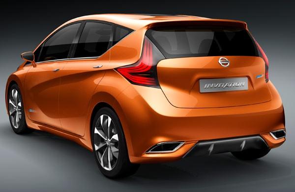La concept car Nissan Invitation