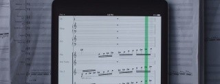 iPad, spot musicale
