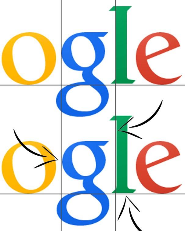 Modifiche al logo Google