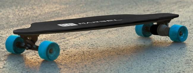 Marbel, skateboard elettrico