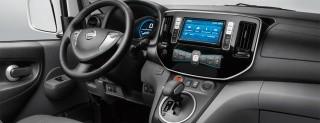 Nissan e-NV200, le immagini ufficiali