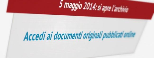 Documentazione Commissione Anselmi