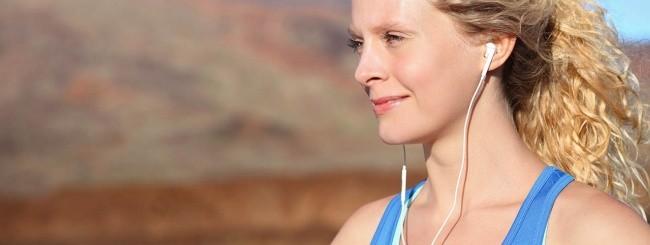 Runner con EarPods