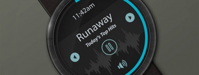 Smartwatch tondo