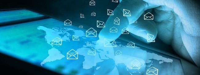 Mail via iPad