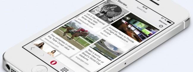 Opera Mini 8 per iOS