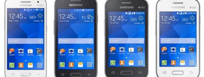 Samsung Galaxy Core II-Ace 4-Young 2-Star 2