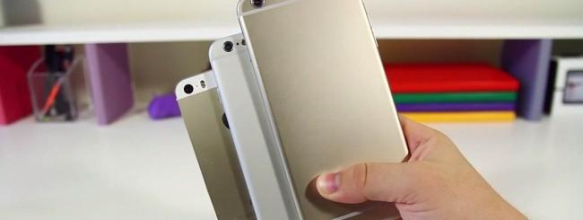 Confronto iPhone 6
