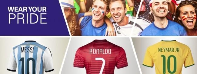 Mondiali di Calcio per eBay
