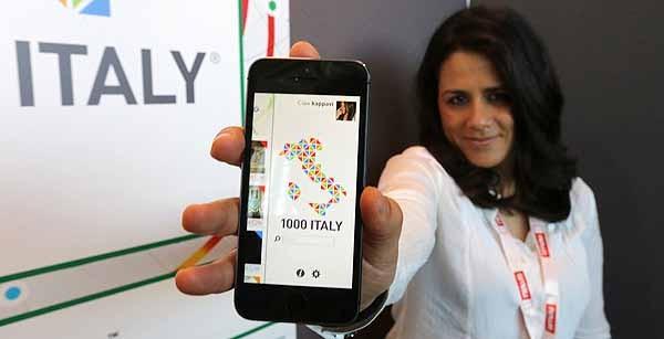 Karin Vettera, CEO di 1000Italy. La startup è un ottimo esempio di società globale di servizi turistici: fondata da due giovani ingegneri provenienti dalla Calabria, hanno trovato sede a Londra e si occupano specialmente degli incoming russi. I turisti russi, infatti, mostrano grande capacità di spesa, interesse per l'Italia, e nel 44% dei casi tornano nel Belpaese dopo averlo visitato una prima volta nel giro di un solo anno.