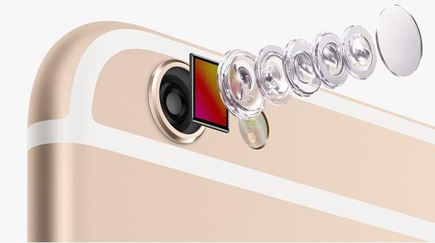 La fotocamera posteriore è da 8 megapixel. Grazie alla tecnologia Focus Pixel l'autofocus diventa istantaneo